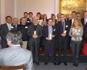 'Effectuation' a reçu le prix du meilleur ouvrage de management décerné par la FNEGE et Consult-in France (ex Syntec) en avril 2016