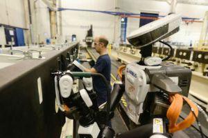 Silence, je crée des emplois (Photo Airbus/L'Usine Nouvelle)